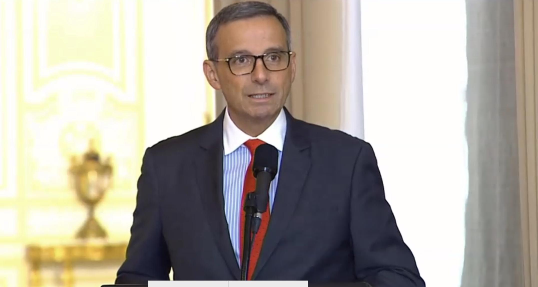 Miguel Gómez Martínez, presidente de Fasecolda, presentó un balance de la industria desde la Casa de Nariño